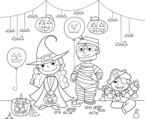 halloween coloring pages pre k halloween math color by number addition sketch coloring page