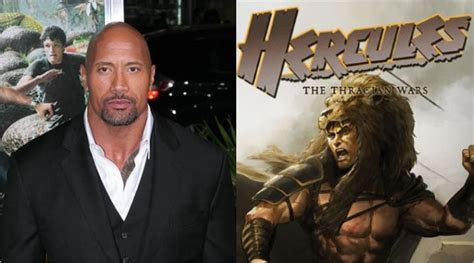 Film Baru The Rock | dwayne johnson the rock jadi hercules di film baru