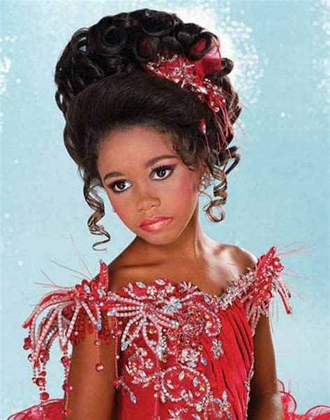 youth pageant hairstyles pageant hairstyles little black girls see more great