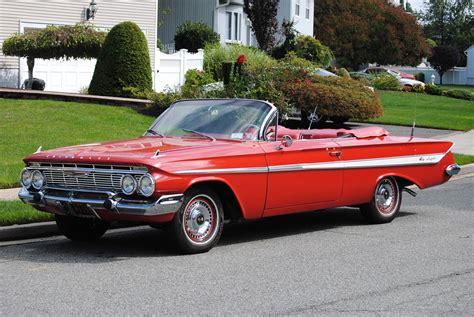 classic cars convertible all american classic cars 1961 chevrolet impala 2 door