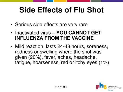 Flu Shot Reactions In Children | what s all the fuss with vaccinations