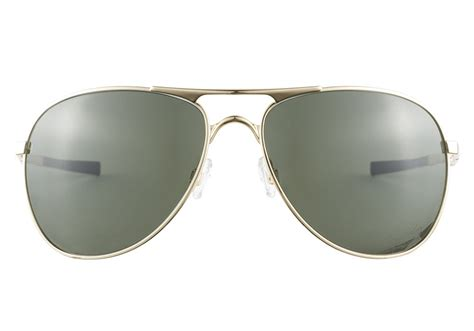 Oaky Plaintiff Oval Hijau Tosca oakley sunglasses rx oakley plaintiff 4057 12 gold 61 clearlycontacts ca