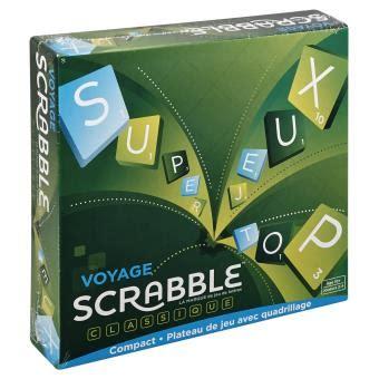 scrabble voyage scrabble de voyage mattel autre jeu de soci 233 t 233 achat