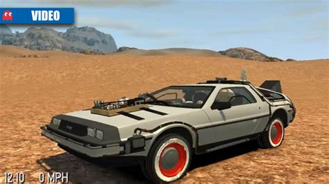 mod gta 5 delorean gta 4 time travel mod takes you back to wild west