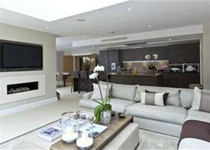 Should Kitchen And Living Room Be The Same Color Best 25 Open Plan Ideas On Open Plan Kitchen