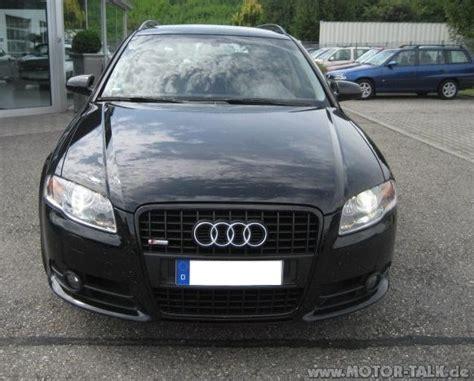 Bild a : S Line Kühlergrill in glänzend schwarz? : Audi A4 B6 & B7 : #203428849