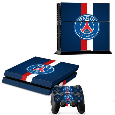 for ps4 skin stickers psg sticker console faceplates high