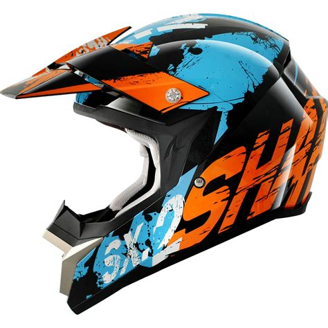 shark motocross helmets shark sx2 freak motocross helmet enduro dirt road mx