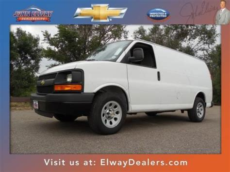 auto air conditioning service 2001 chevrolet express 2500 engine control purchase used white work van 4 8l v8 2500 air conditioning power steering traction control in