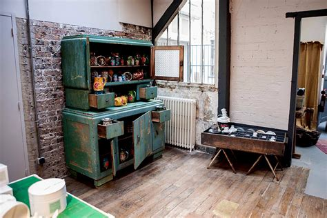 cuisine style atelier industriel decoration cuisine industrielle