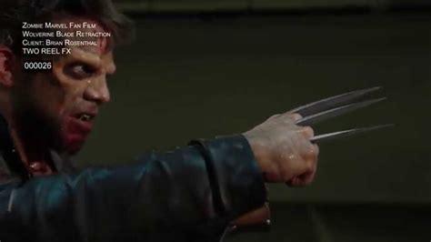 film marvel blade zombies vs avengers marvel fan film wolverine blade