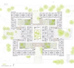 nursing home layout design gallery of peter rosegger nursing home dietger wissounig