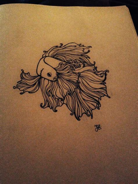 beta fish tattoo 25 best ideas about betta on fish