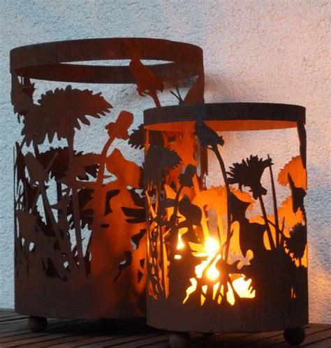 Feuerkorb Geschlossen by Windlicht Feuerkorb Blumenwiese