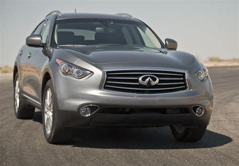2013 infiniti crossover 2013 infiniti fx crossover receives additional