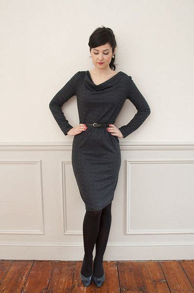Trend Cowl Necks Get Their Back by 25 Best Ideas About Cowl Neck Dress On