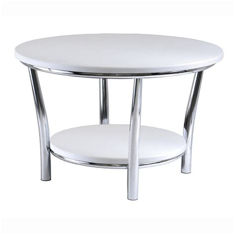 Large White Coffee Table by White Coffee Tables Hometone