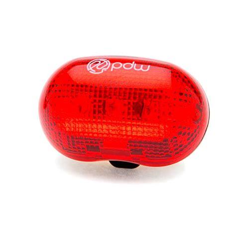 portland design works radbot 1000 rear light amazon com portland design works danger zone light