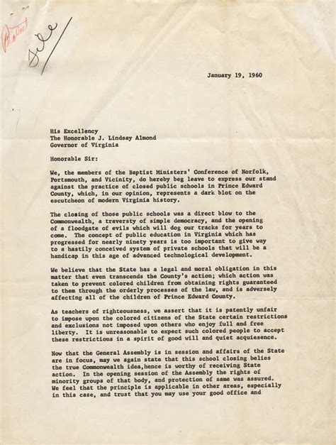 Parent Letter Of Richmond Education From Lva Virginians Respond