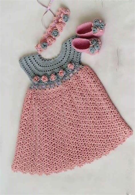 Crochet Pink Dress beautiful dress for pink crochet yarn crochet
