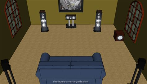 home theater speaker placement surround sound setup tips