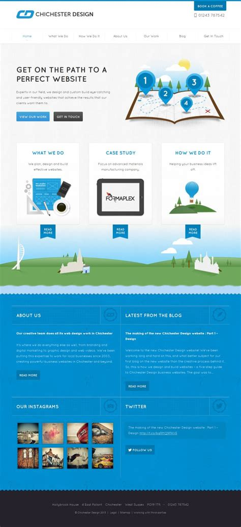 website design inspiration uk chichester business web design from chichester design