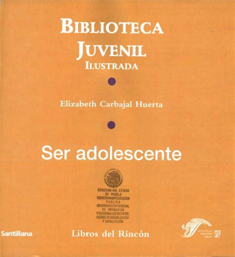 libros sobre el aborto en la adolescencia pdf ser adolescente 1