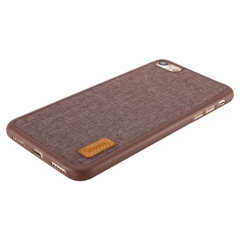 Baseus Sunie Series Grain For Iphone 7 Brown Baseus Sunie Series Grain For Iphone 7 8 Brown