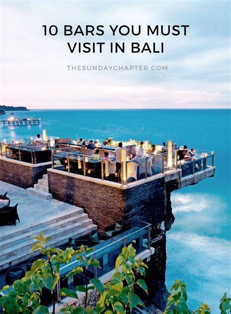 top 10 bars in bali top 25 ideas about best hotels bali on pinterest bali