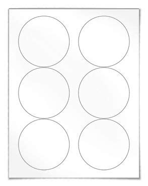 Best 25 Round Labels Ideas On Pinterest Organizing Labels Blank Labels And Spice Labels 4 X 3 33 Label Template