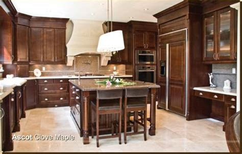 Kitchen Brown Cabinets by Chocolate Brown Cabinets Transitional Kitchen Aya