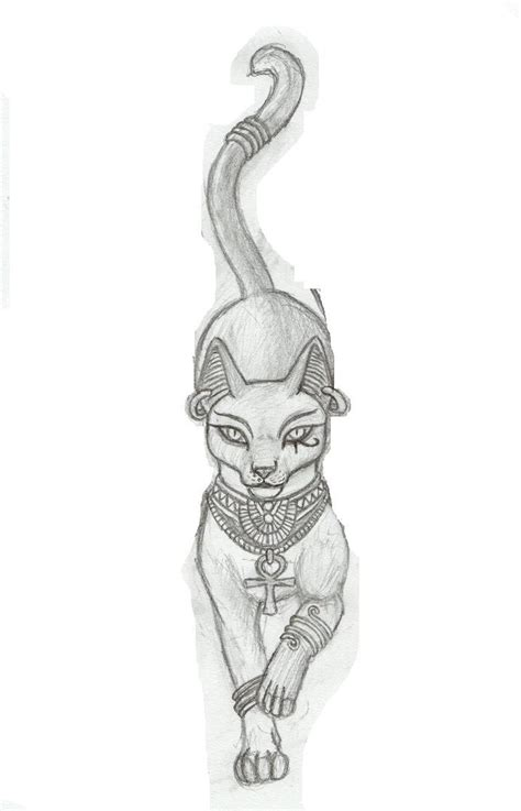 bastet tattoo designs the 25 best cat tattoos ideas on