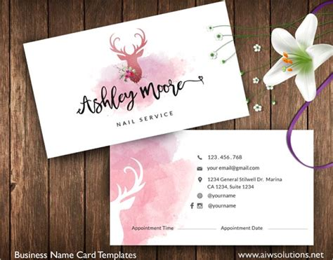 appointment card template indesign 22 appointment card templates free psd pdf design ideas
