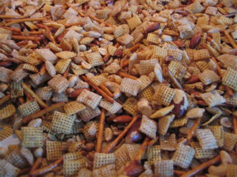 recipe for traditional chex mix traditional chex mix recipe genius kitchen