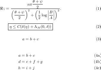 tutorial latex formula latex filter