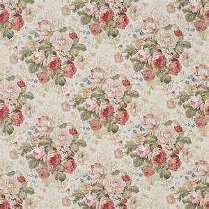 Colefax Fowler Upholstery Fabrics Bibury Fabric Chintz Bibury Chintz Warwick Print