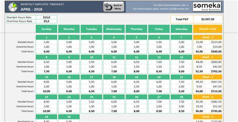 weekly timesheet template for multiple employees exclusive biweekly