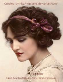 hair up 1900 the history of makeup 1900 to 1919 glamourdaze
