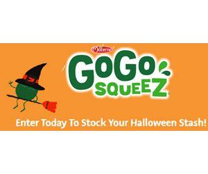 Ensure Can Do Giveaway Sweepstakes - gogo squeeze halloween prizes sweepstakes sweepstakes and more at topsweeps com