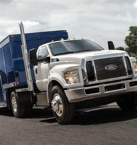 650 Ford Truck by 2018 Ford 174 F 650 F 750 Truck Features Ford