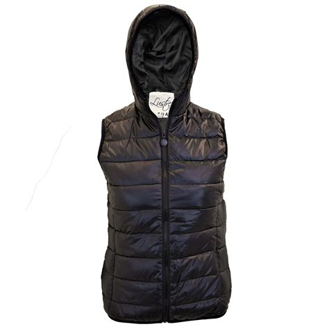 Hooded Padded Lightweight Jacket womens padded quilted puffer lightweight zip up hooded