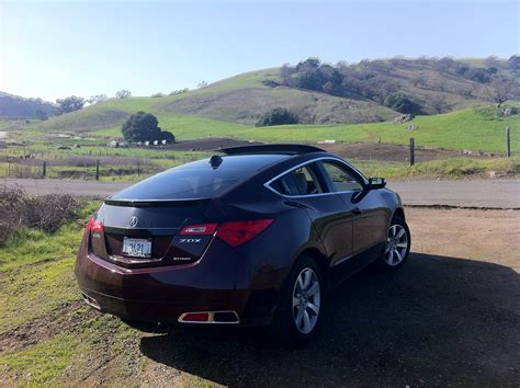 2011 acura zdx review defying categorization