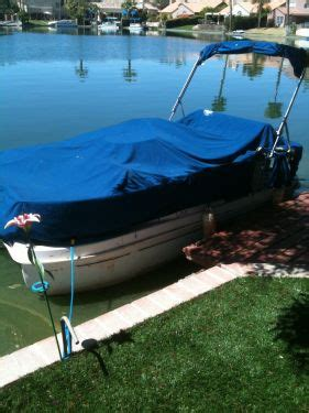 small boats for sale phoenix 2004 12 foot escape cruz pontoon small boat for sale in