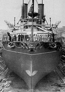 HMS Victoria (1887) - Wikipedia