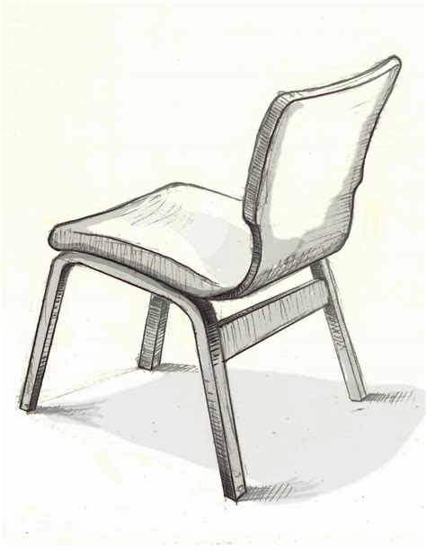 Sketch Chair by The Record April 2010