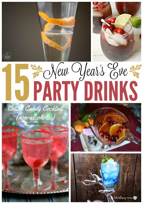new year drink ideas 15 new year s drinks