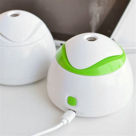 compact usb humidifier air purifier aroma desktop diffuser