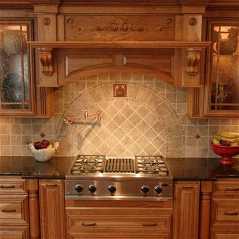 Tuscan Kitchen Backsplash by Tuscan Kitchen Design Ideas Pictures Remodel And Decor