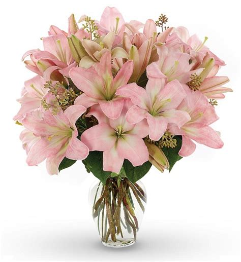 gorgeous flowers for every wedding anniversary