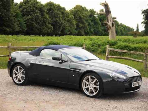 Aston Martin Vantage Convertible For Sale by Aston Martin 2007 Vantage V8 Roadster Convertible Petrol